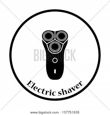 Electric Shaver Icon