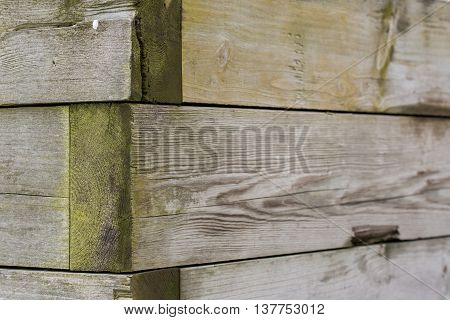 Planter Box Corner Left background image with wood grain