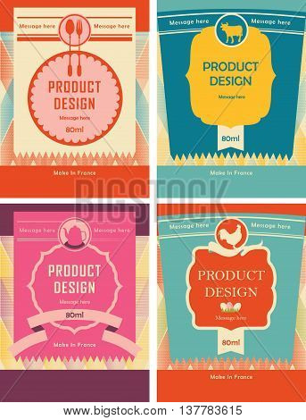 Product / Packaging design / Cover Design
