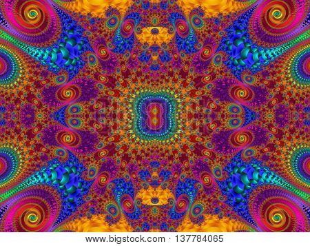 Fabulous multicolored pattern. You can use it for invitations notebook covers phone case postcards cards and so on. Artwork for creative design art and entertainment.