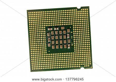 Computer Processor Chip (cpu)
