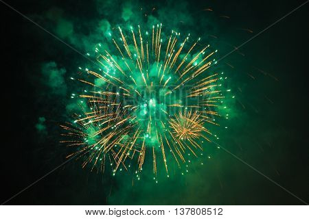 Holiday Firework