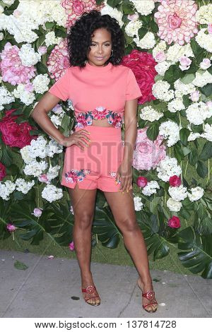 LOS ANGELES - JUL 7: Christina Milian at the prettylittlething.com launch party at a private residence on July 7, 2016 in Los Angeles, California