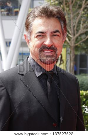 Joe Mantegna at the 2008 EMMY Creative Arts Awards held at the Nokia Theater in Los Angeles, USA on September 13, 2009.