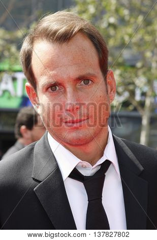 Will Arnett at the 2008 EMMY Creative Arts Awards held at the Nokia Theater in Los Angeles, USA on September 13, 2009.