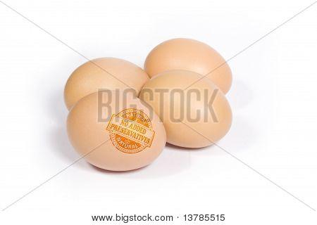 No added preservatives eggs