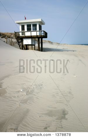 Winter Beach - New Jersey