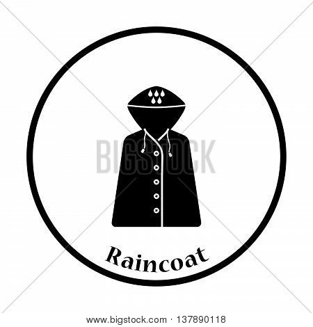 Raincoat Icon