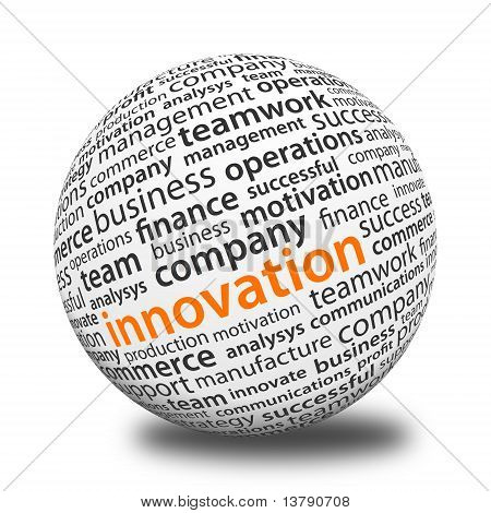 Word Ball - Innovation