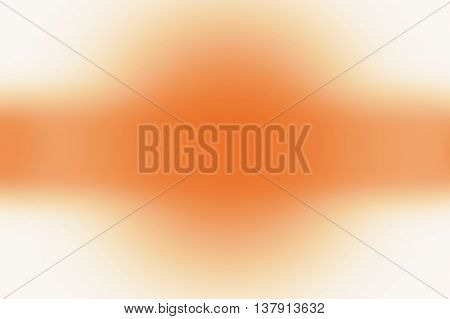 Abstract background of burning sun flash against white