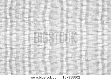 Fabric Background Cloth Pattern White Texture Closeup of Silk Clothes