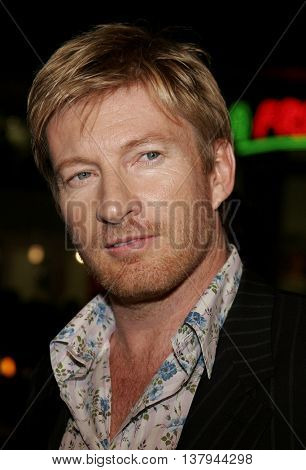David Wenham at the Los Angeles premiere of '300' held at the Grauman's Chinese in Hollywood, USA on March 5, 2007.