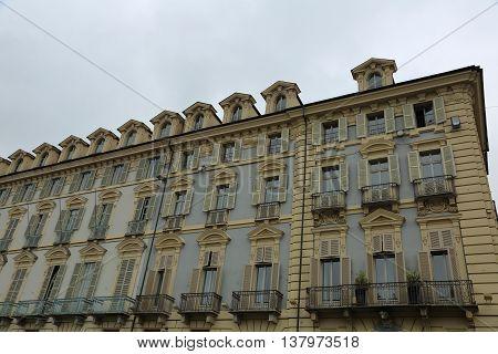 Architecture Of Torino, Italy