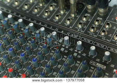 Audio Production Switcher