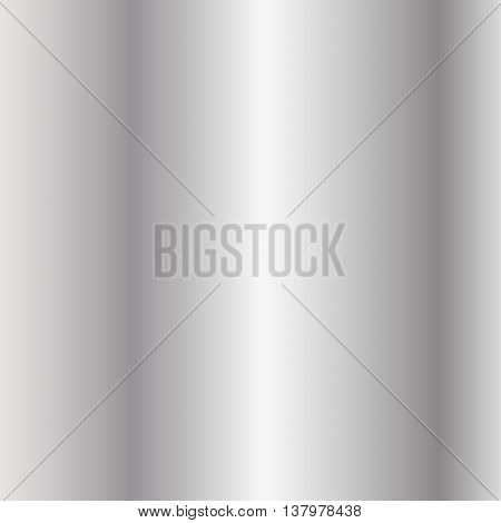 Silver metal texture background. Vector illustration EPS10