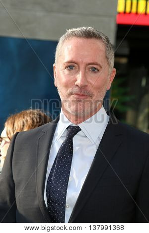 LOS ANGELES - JUL 9:  Michael McDonald at the Ghostbusters Premiere at the TCL Chinese Theater IMAX on July 9, 2016 in Los Angeles, CA