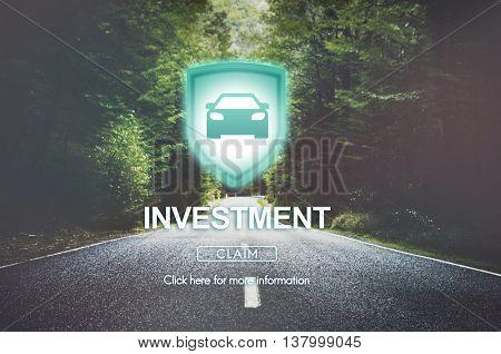 Investment Budget Financial Revenue Savings Concept