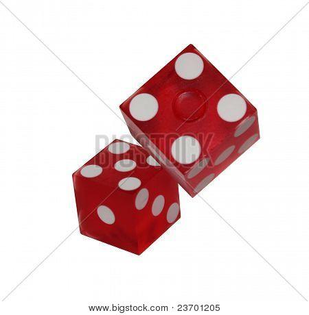 Casino Dice 3D