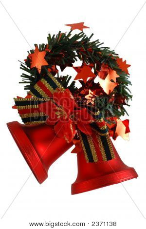 Holly And Bells Decoration