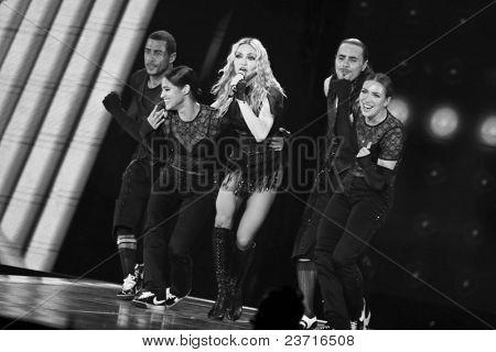 Valencia (Spain) - September 18th 2008 - sticky & sweet tour - Ricardo Tormo Circuit of Valencia - Madonna
