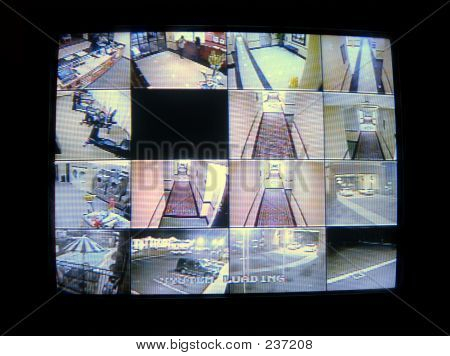 CCTV Security Watch