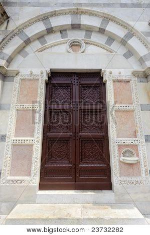 Pisa, Santa Maria Della Spina, Detail