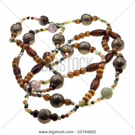 Lady's Gemstone Bead