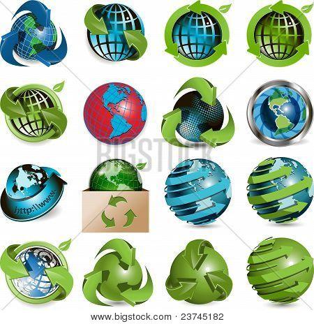 Icons Globe