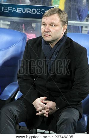 Yuriy Kalytvintsev Of Ukraine