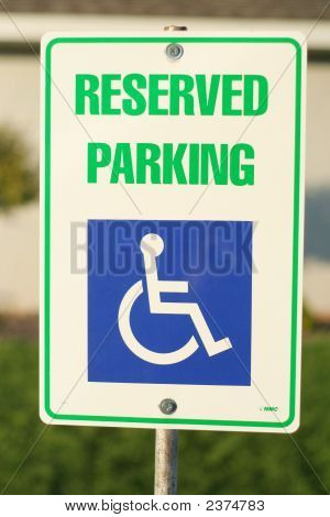 Free reserved parking signs template for Reserved parking signs template