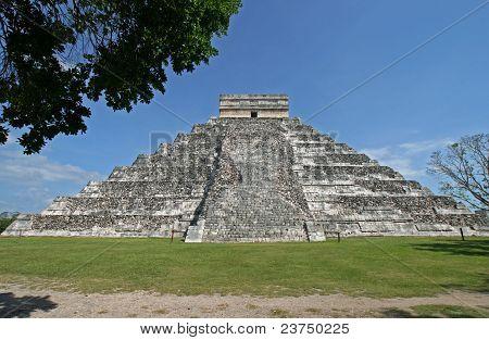 Kukulkan's Pyramid