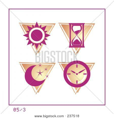 Time: Icon Set 05 - Version 3