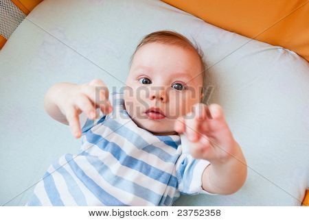Portrait Of The Kid