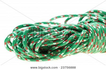 Green Nylon Rope