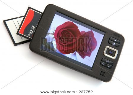 Portable Media Player 3
