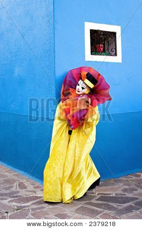 Clown Around The Corner