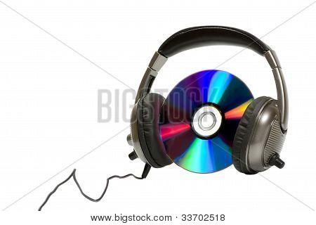 Headphones With Cd
