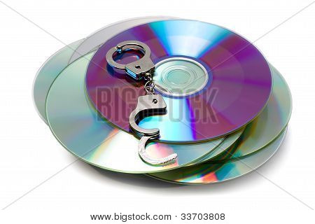 handcuffs on Stack Cd