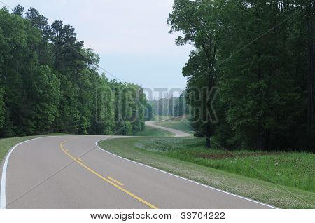 Natchez Trace, Louisiana
