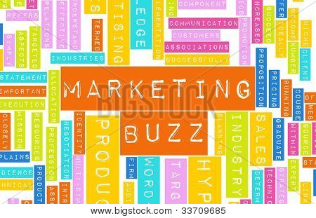 Marketing Buzz and Building the Hype as Concept