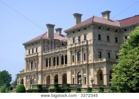 Classical Style Palace Or Mansion