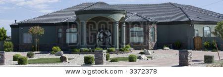 Southwestern Luxury Home