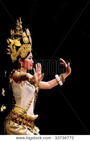 Apsara Dancer