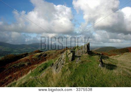 A View Near Machynlleth