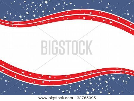 4th of July independence day background