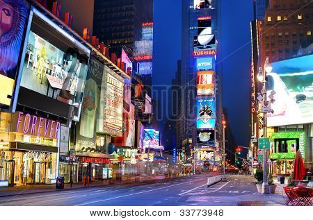 New York City Mai 14: Times Square kann 14, 2012 in New York City, ny. Times Square ist das meist besuchte