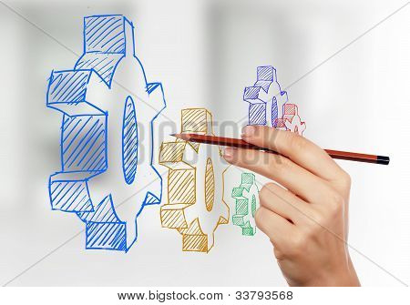 Engineering and design image