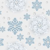 Beautiful Seamless Pattern For Merry Christmas And New Year. Modern Design. Christmas And New Year B poster