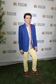 LOS ANGELES, CA - JUN 3: Drake Bell at the 23rd Annual 'A Time for Heroes' Celebrity Picnic Benefitt