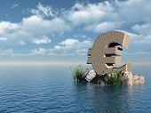 Euro Monument poster